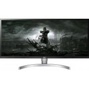 """Monitor IPS LED LG 34"""" 34WK650-W, UW-UXGA (2560 x 1080), HDMI, DisplayPort, Boxe, 5 ms (Alb/Argintiu)"""