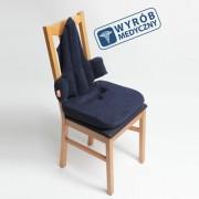 Nakładka rehabilitacyjna na krzesło lub fotel KULIK-SYSTEM
