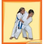Judo uniform, junior (buc)