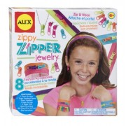 ALEX Toys Do-it-Yourself Wear Zippy Zipper Jewelry