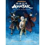 Avatar: The Last Airbender: Smoke and Shadow, Hardcover/Gene Luen Yang