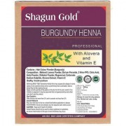 Herbal Burgundy powder hair coloring best Quality 400gm