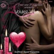 SET SENZUAL VOULEZ-VOUS... - GIFT BOX SAINT VALENTIN