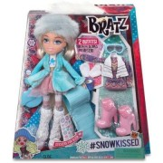 Fashion Dolls Bratz Snow Kissed Doll, Cloe