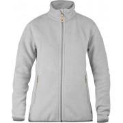 FjallRaven Stina Fleece - Grey - Fleecejacken XL