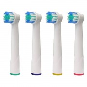 4PCS Replacement electric toothbrush Head Complete all Oral B Pulsonic Model Handles Tooth Brush YE17A Sonic Complete Vitality
