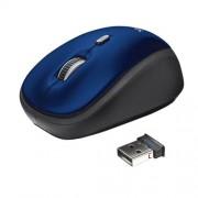Myš TRUST Yvi Wireless Mouse - blue