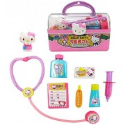 Hello Kitty Doctor Set with Case