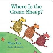 Where Is the Green Sheep', Hardcover/Mem Fox