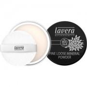 Lavera Make-up Face Fine Loose Mineral Powder No. 01 Ivory 8 ml