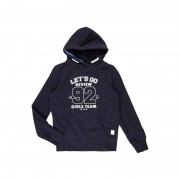 Review for Teens Hoodie mit Punktemuster