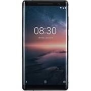 Telefon mobil Nokia 8 Sirocco 128GB 4G Black