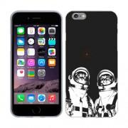 Husa iPhone 6S iPhone 6 Silicon Gel Tpu Model Astronaut Cats