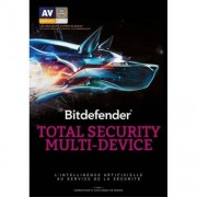 Bitdefender Total Security 10 Appareils 2 Ans
