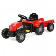 Traktor na pedale sa prikolicom (37/8073)