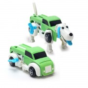 Baby Toy Automatic Transform Dog Car Vehicle Clockwork Wind Up Toy For kids Boy Girl Toy