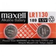 Бутонна алкална батерия LR-1130 /2 бр. в опаковка/ 1.55V MAXELL - ML-BA-LR-1130