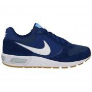 Tenis Nike Nightgazer Azul Blanco Hombre 644402 412