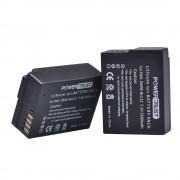 2 Stks DMW-BLC12 DMW BLC12 dmw blc12e Camera Batterij + Dual USB Lader voor Panasonic FZ1000, FZ200, FZ300, G5, G6, G7, GH2, DMC-GX8