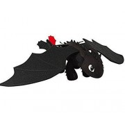 """Ok Store Dream Works Dragons: How To Train Your Dragon 9"""" Plush Toothless"""
