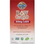 Garden of Life Raw Coq10 - 60 Capsules