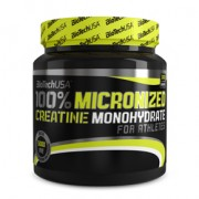 BioTech USA 100% Micronized Creatine Monohydrate por - 300g