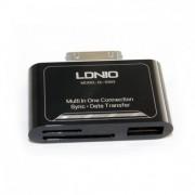 Кард рийдър +USB порт LDNIO DL-P303-14207