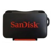 SanDisk Memory Card CASE – Custodia per Schede di Memoria Micro/SDHC/SDXC/CF