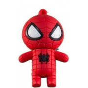 Zeztee Spiderman Cartoon Character Shape 16 GB OTG Drive(Red, Type A to Micro USB)