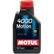 MOTUL 4000 Motion 15W40 1 litru