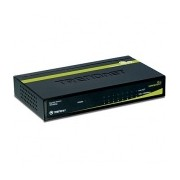 Switch Trendnet Gigabit Ethernet TEG-S80G, 10/100/1000Mbps, 8 Puertos, 4000 Entradas – No Administrable