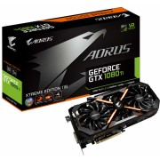 "Gigabyte Aorus GeForce GTX 1080Ti ""Xtreme Edition"" 11264MB GDDR5X PCI-Express Graphics Card GV-N108TAORUS X-11GD Core Clock: 1632MHz Boost Clock: 1746MHz"