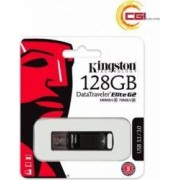 USB Flash Drive Kingston DataTraveler Elite G2 USB 3.1 128GB Negru