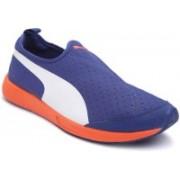 Puma FTR TF-Racer Slip-on Running Shoes For Men(Blue)