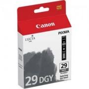 Canon PGI-29DGY Dark Grey Ink Cartridge - BS4870B001AA