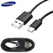 Cabo de dados micro USB tipo C Samsung EP-DG950CBE (Sam S8)