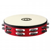 Meinl TAH2BK-R-TF Touring Tambourine Pandereta