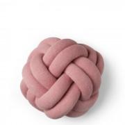 Knot Kissen Pink Design House Stockholm