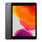 Таблет Apple 10.2-inch iPad 7 Wi-Fi 32GB Space Grey, Apple A10 Fusion, Touch ID, iPadOS 13.1, MW742HC/A