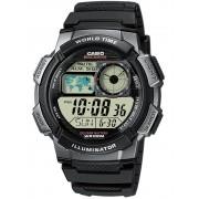 Ceas barbatesc Casio AE-1000W-1BVEF Collection Cronograf 10 ATM 43 mm