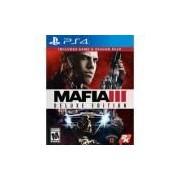 Mafia Iii Deluxe Edition - Ps4