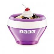 Bol violet preparare inghetata Zoku