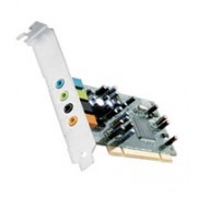 PCI-E 5.1 Channel Sound Card