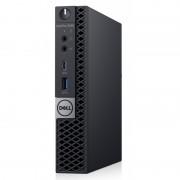OptiPlex 5060 Intel® Core™ i5 de 8e génération i5-8500T 8 Go DDR4-SDRAM 256 Go SSD Noir Mini PC