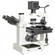 Microscope Bresser Science IVM 401, invers, trino, 100x - 400x