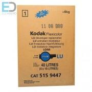 Kodak N1 68002102 ( 5159447 ) Flexicolor LU Deeloper & Repl. Lorr 4x10l alacsony regenerálású sz.hívó