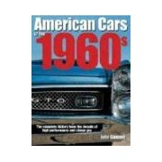 American Cars of the 1960s Gunnell John
