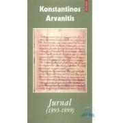 Jurnal 1893-1899 - Konstantinos Arvanitis