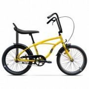 Bicicleta Strada Mini - 1 viteze Galben Bondar
