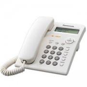 Стационарен телефон Panasonic KX-TSC11, Бял, 1010059